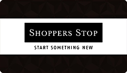 Shoppers Stop E Gift Voucher