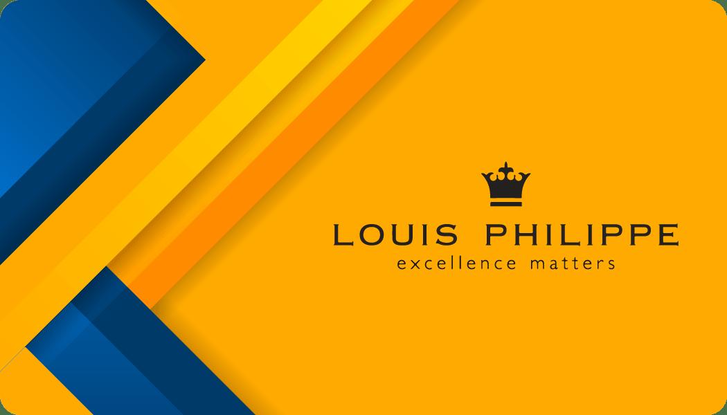Louis Philippe E Gift Voucher